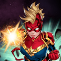 Captain Marvel: Galactic Flight